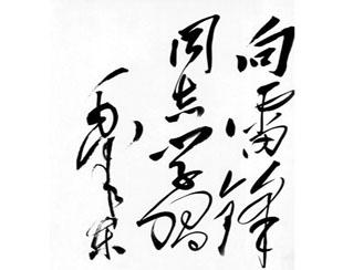 毛泽东题词学习雷锋50周年