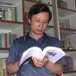 马宏伟 人民日报社理论部副主任,高级编辑。