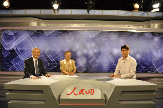 访谈:胡木英驳斥有关毛主席谣言