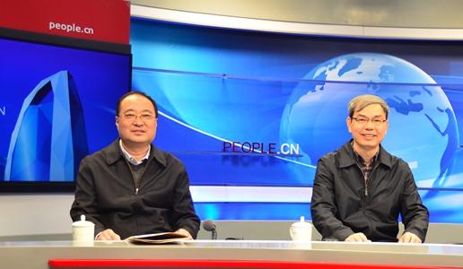 陈理、张贺福谈《习近平关于全面建成小康社会论述摘编》