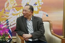 蔡百山 泰国副总理顾问               相信十九大以后中国共产党的领导会更加卓越,更有活力。