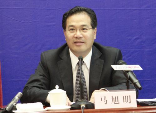马旭明 湖北省黄石市委书记