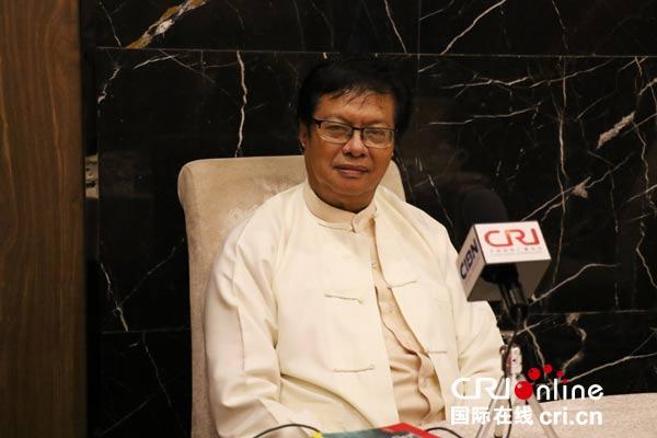 吴亨拉 缅甸资深媒体人、知名作家               报告立意高远,内涵丰富,为世界各国发展和治理提供了中国智慧。