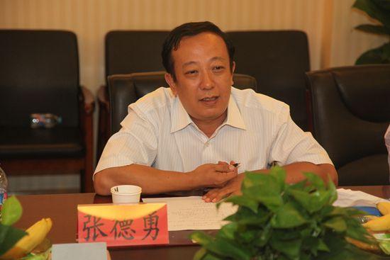 张德勇 中国社科院研究员