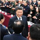 """第2期:习近平给""""培根铸魂""""者提要求 拥抱时代,胸有人民、德领风尚,我们的文艺创作就会既有高原又有高峰;我们的学术研究就能揭示出中国道路、中国精神的内在逻辑,焕发出源于中国大地的中国理论力量。"""