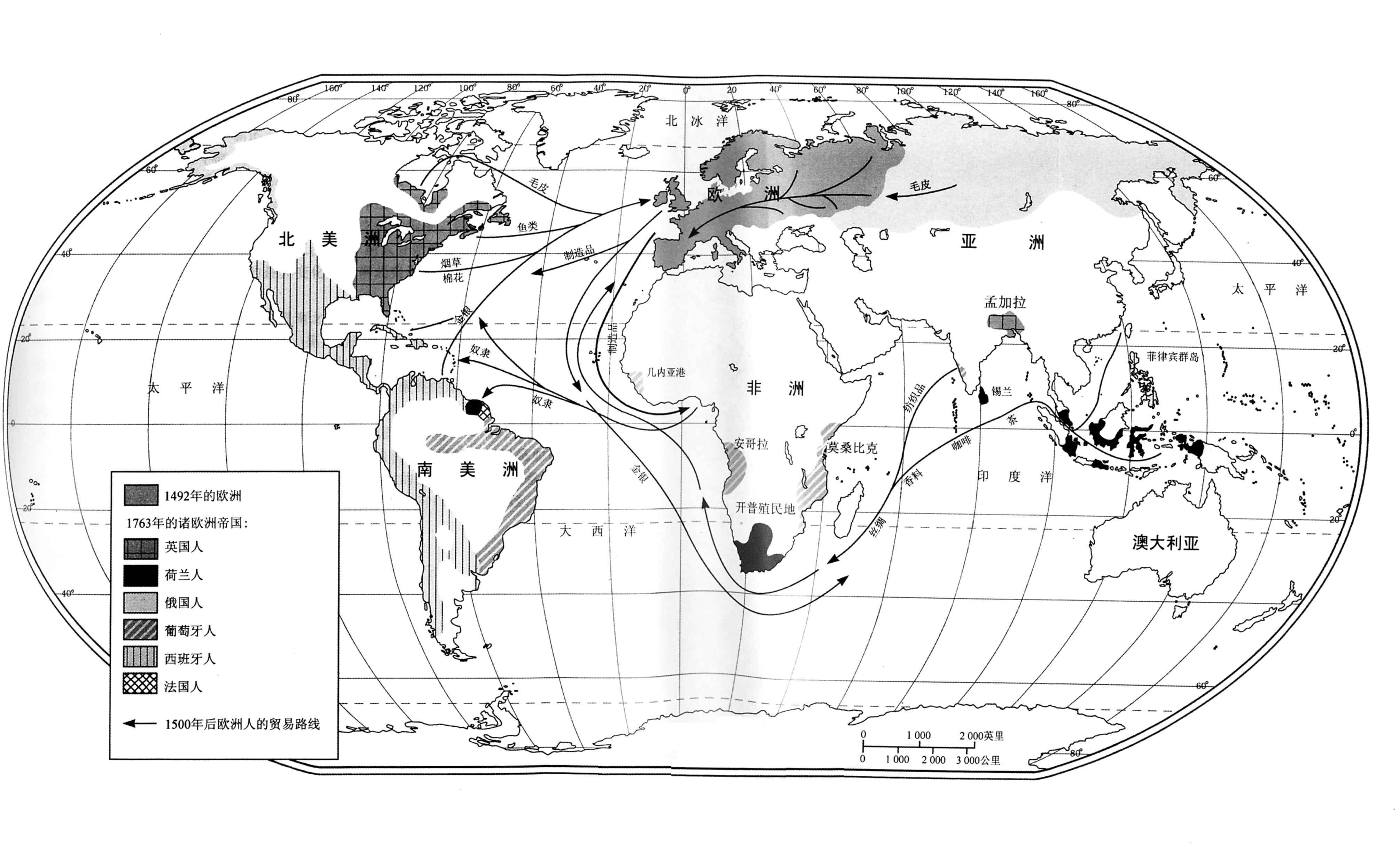 宽厚里手绘地图